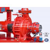 311 Feet 95m UL FM Approved Fire Pumps For Supermarkets Ease Installation Manufactures