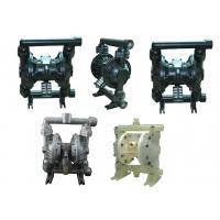 Quality Conveying Machinery Pneumatic Diaphragm Pump Material In Cast Iron and Engineering Plastics for sale