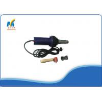 Water Resistant Hot Air Welding Machine Light Weight With Leister Heat Gun Manufactures