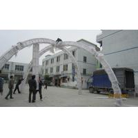 Outside Large And Small Series Aluminum Lighting Truss With Arch Roof Top Manufactures