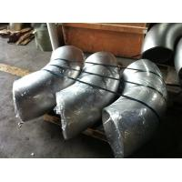 Stainless Steel 304H Butt Weld Fittings / Welded Seamless Pipe Fittings Manufactures