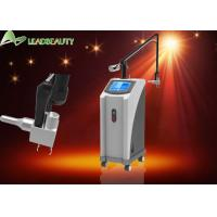 Fractional CO2 laser resurfacing skin rejuvenation machine 40w power Acne and acne scars removal Manufactures