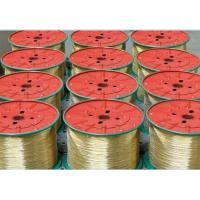 China HighTensileBrass Plated Steel Wire TBR Radial Tire Steel Cord 3+9*0.22W HT on sale