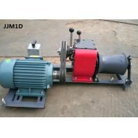 1 Ton Electric Cable Pulling Winch , Portable Electric Winch 1 Year Warranty Manufactures