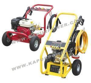 High Pressure Gasolinel Washer 193bar Manufactures
