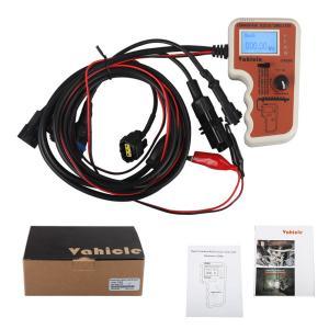 CR508 Auto Diagnostic Tool Simulatorby Rail Pressure Tester for Denso BOSCH Delphi Manufactures