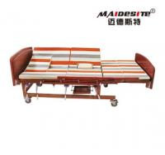 Single Folding Medical Beds For Home , Hospital Style Beds Aluminum Side Rails Manufactures