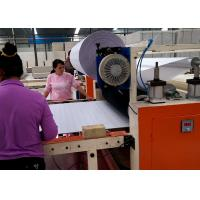 Gypsum Waterproof False Ceiling PVC Lamination Machinery With Oil Resistance Manufactures