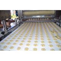 stainless steel automatic cookie biscuit soft biscuit machine rotary mould with speed Manufactures