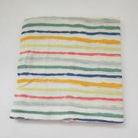China Super Soft Cotton Knitted Cool Baby Swaddle Blanket on sale