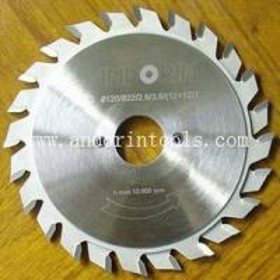 High Quality Adjustable Scoring TCT Circular Saw Blades Manufactures
