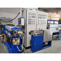 Quality 1.5mm -8mm Copper Wire Cable Making Machine 80-120 M / Min Capacity for sale