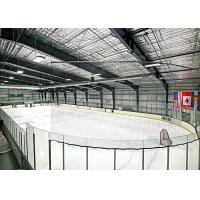 GB Standard H Beam Prefab Steel Structure Building With Large Mezzanine Space Manufactures