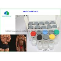 China Free Sample 99% Purity Growth Hormones Ghrp 6 10MG For Bodybuilding on sale