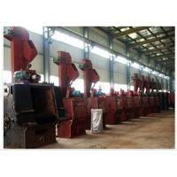 Automatic Abrator Tumble Belt Type Shot Blasting Machine Contaminant Removal Manufactures