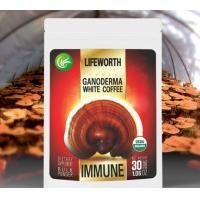 China Chinese herbal extract slimming instant white coffee with reishi extract for body beauty slimming coffee on sale