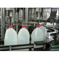 500ML Bottled Water Filling Machines For Mineral Water And Sparkling Water Manufactures