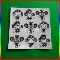 China Promotion custom temporary tattoos for kids water transfer body tattoo stickers on sale