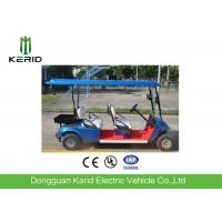 Optional Color 48V Battery Electric Golf Carts Riding Comfort Cheap Electric 4 Seater Club Cars Manufactures