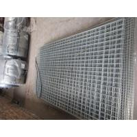 Hotdipped galvanized Reinforcing Construction Welded Wire Mesh Panels Manufactures