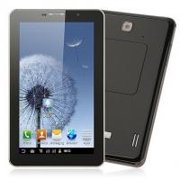 7 2G phone call tablet pc with MTK6515 CPU Dual SIM slot With Wifi Bluetooth (m-70-MT2)   Manufactures