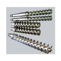 China conical twin screw barrel on sale