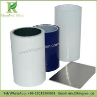 0.03mm-0.20mm Thickness Custom Color Temporary Film Surface Protection for Stainless Steel Manufactures