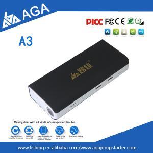 2014 Hot sale multi function 12000mah mini emergency car portable battery power station jumpstarter Manufactures