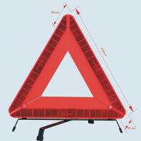 Collapsible LED Car Emergency Warning Triangle With High Quality Manufactures