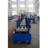 Channel Shape Purlin Roll Forming Machine 2018 new type corrugated roofing sheet machine Manufactures