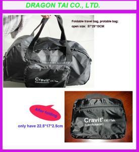 Foldable duffle bag, travel folding bag, traveling bags, foldable luggage bag Manufactures
