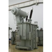 35kV 1600kVA Induction Furnace Transformer , Three Separate Copper Winding Manufactures