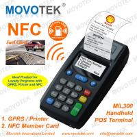 Movotek rfid terminal for Fuel Card, Membership Card, Gift Card, Game Card Manufactures