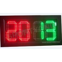 China LED Electronic Soccer Substitution Sign on sale