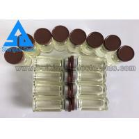 Injectable Blend Liquids Oil Base Testosterone Sustanon 250 Vial Manufactures