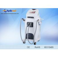 RF Monopolar IPL Hair Removal Machine for Skin Tightening Pigment removal Manufactures