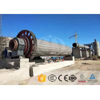 China Stable Running Horizontal Ball Mill Professional In Cement Production Line on sale