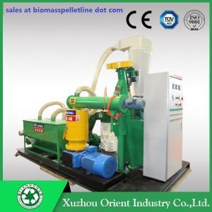 Chip Sawdust Pellet Line/Pellet Line Production Plant/Pellet Line Manufactures