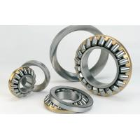 Quality GCr15 Self Aligning Roller Bearing With Machined Brass Cage / Tapered Bore for sale