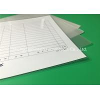 A4 Size 125micron 5mil PET Laminating Pouches Plastic Film 100pcs Per Pack Manufactures