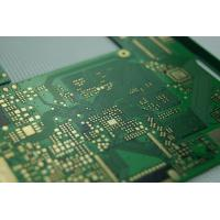 Buy cheap Electronic Products 7 Layer Controlled Impedance PCB with BGA Plugging Vias from wholesalers