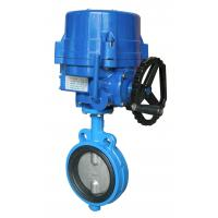 Competitive price and OEM Electric Wafer Butterfly valve for Waterworks Purpose Manufactures