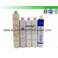 Flexible Airless Aluminum Squeeze Tubes Body Skin Care Hand Cream Cosmetic Packaging Manufactures
