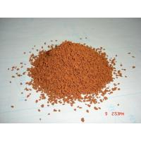 Kindergarten Colored Rubber Granules , Outdoor / Indoor Gym Recycled Rubber Pellets Manufactures