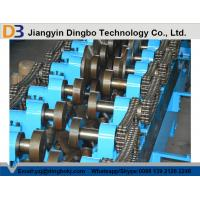 Steel C Purlins Roll Forming Machine with Well Compressive Strength Manufactures