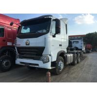Sinotruk HOWO A7 Prime Mover Truck Euro 2 Emission 6x4 Driving Type Manufactures