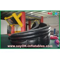 4 X 6m or Customized Size Inflatable Bouncy Jumping Toy Castle  Water Slide for Kids Manufactures