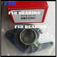 China Oval Flanged Units FYTB 30 TF FYTB 40 TF Ball Bearing Pillow Block Cast Iron Housing on sale