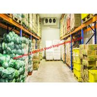 Customized Fresh Keeping Quick Frozen Cold Room Panel For Commercial Supermarket Use Manufactures
