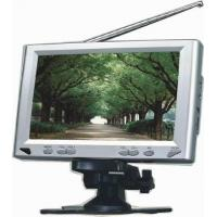 China 7inch TFT LCD TV MONITOR with 2 AV FUNCTION on sale